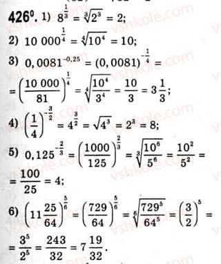 10-algebra-ag-merzlyak-da-nomirovskij-vb-polonskij-ms-yakir-2010-akademichnij-riven--tema-2-stepeneva-funktsiya-oznachennya-ta-vlastivosti-stepenya-z-ratsionalnim-pokaznikom-426.jpg