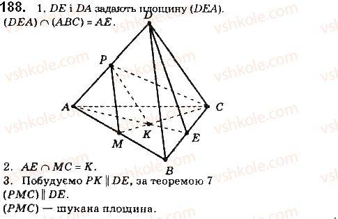 10-geometriya-gp-bevz-vg-bevz-v-m-vladimirov-2018-profilnij-riven--rozdil-2-paralelnist-pryamih-i-ploschin-u-prostori-5-paralelnist-pryamoyi-i-ploschini-188.jpg
