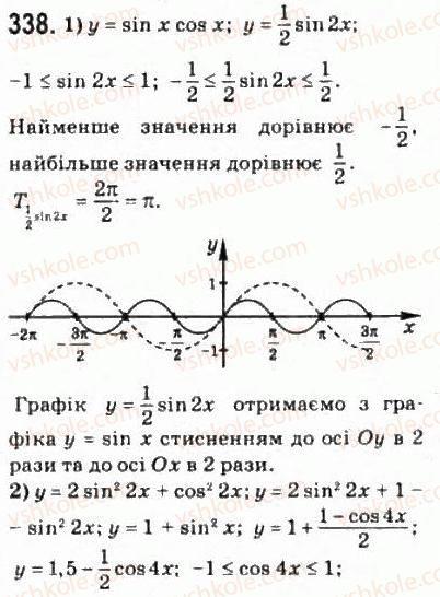 10-matematika-om-afanasyeva-yas-brodskij-ol-pavlov-2010--rozdil-3-trigonometrichni-funktsiyi-16-trigonometrichni-formuli-dodavannya-ta-naslidki-z-nih-338.jpg