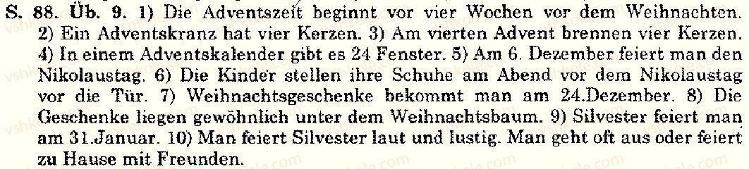 10-nimetska-mova-np-basaj-2006--feste-und-bruche-stunden-1-10-S.88.Üb.9.jpg