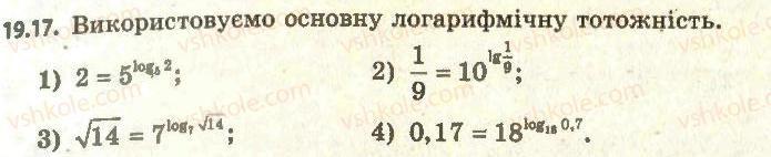 11-algebra-ag-merzlyak-da-nomirovskij-vb-polonskij-ms-yakir-2011-akademichnij-profilnij-rivni--2-pokaznikova-i-logarifmichna-funktsiyi-19-logarifm-i-jogo-vlastivosti-17-rnd4193.jpg