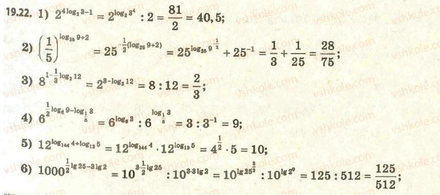 11-algebra-ag-merzlyak-da-nomirovskij-vb-polonskij-ms-yakir-2011-akademichnij-profilnij-rivni--2-pokaznikova-i-logarifmichna-funktsiyi-19-logarifm-i-jogo-vlastivosti-22.jpg