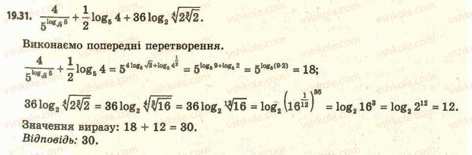 11-algebra-ag-merzlyak-da-nomirovskij-vb-polonskij-ms-yakir-2011-akademichnij-profilnij-rivni--2-pokaznikova-i-logarifmichna-funktsiyi-19-logarifm-i-jogo-vlastivosti-31.jpg