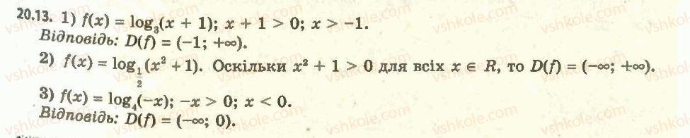 11-algebra-ag-merzlyak-da-nomirovskij-vb-polonskij-ms-yakir-2011-akademichnij-profilnij-rivni--2-pokaznikova-i-logarifmichna-funktsiyi-20-logarifmichna-funktsiya-ta-yiyi-vlastivosti-13.jpg