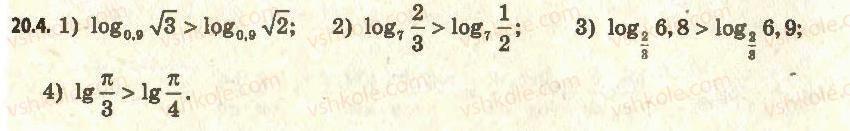 11-algebra-ag-merzlyak-da-nomirovskij-vb-polonskij-ms-yakir-2011-akademichnij-profilnij-rivni--2-pokaznikova-i-logarifmichna-funktsiyi-20-logarifmichna-funktsiya-ta-yiyi-vlastivosti-4.jpg