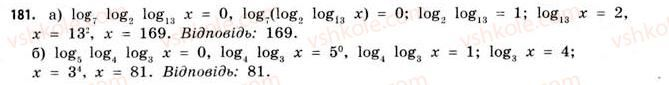 11-matematika-gp-bevz-vg-bevz-2011-riven-standartu--rozdil-1-pokaznikovi-ta-logarifmichni-funktsiyi-5-logarifmichni-rivnyannya-ta-nerivnosti-181.jpg