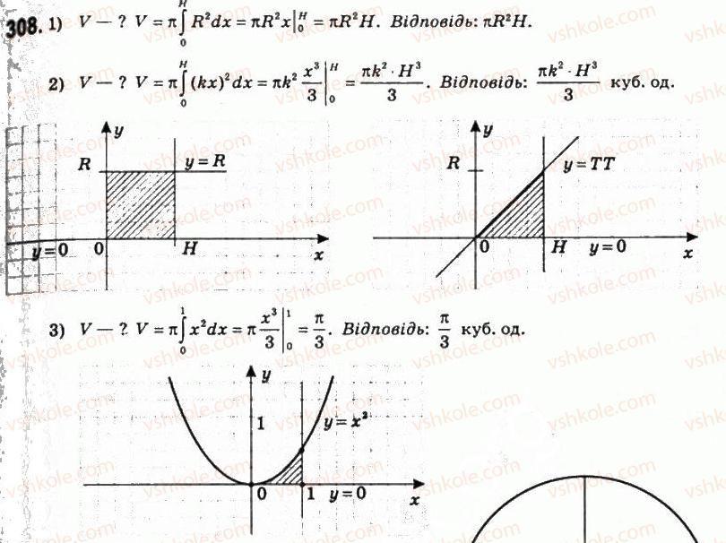 11-matematika-om-afanasyeva-yas-brodskij-ol-pavlov-2011--rozdil-6-obyemi-i-ploschi-poverhon-geometrichnih-til-18-obyem-tila-obertannya-308.jpg