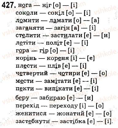 5-ukrayinska-mova-ov-zabolotnij-vv-zabolotnij-2013-na-rosijskij-movi--budova-slova-slovotvir-orfografiya-elementi-stilistiki-51-cherguvannya-golosnih-zvukiv-427.jpg