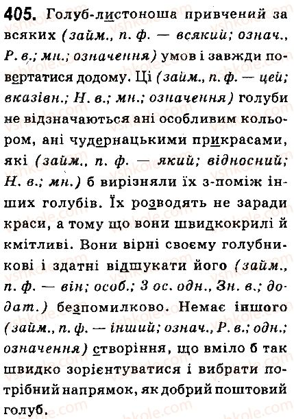 6-ukrayinska-mova-aa-voron-va-slopenko-2014--zajmennik-42-prisvijni-vkazivni-j-oznachalni-zajmenniki-405.jpg
