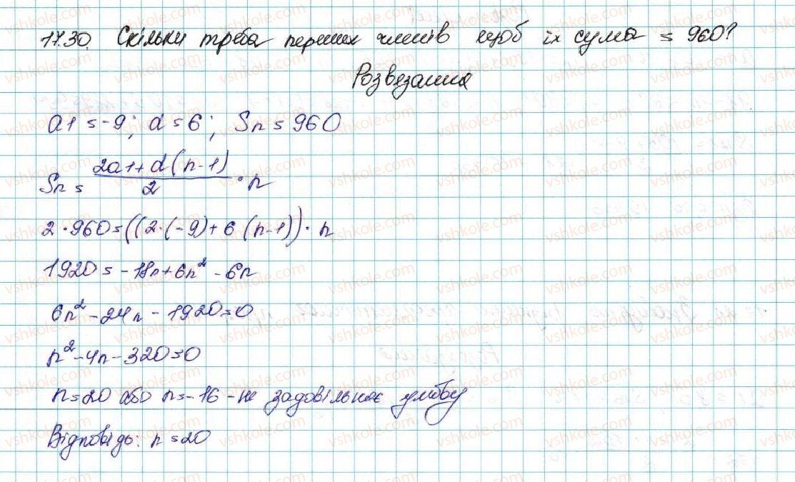 9-algebra-ag-merzlyak-vb-polonskij-ms-yakir-2017--3-chislovi-poslidovnosti-17-suma-n-pershih-chleniv-arifmetichnoyi-progresiyi-30-rnd9788.jpg