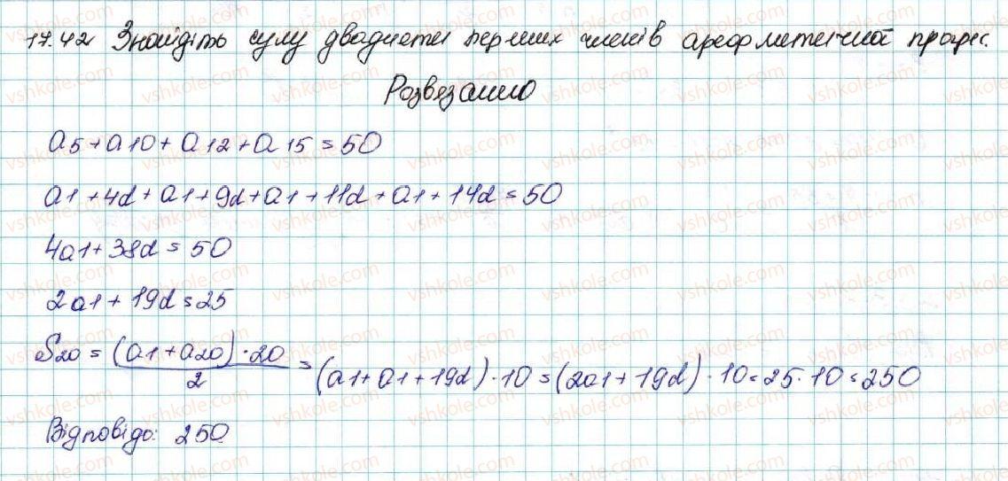 9-algebra-ag-merzlyak-vb-polonskij-ms-yakir-2017--3-chislovi-poslidovnosti-17-suma-n-pershih-chleniv-arifmetichnoyi-progresiyi-42-rnd6025.jpg