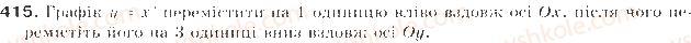 9-algebra-gp-bevz-vg-bevz-2009--kvadratichna-funktsiya-10-peretvorennya-grafikiv-funktsij-415-rnd2378.jpg