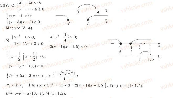 9-algebra-gp-bevz-vg-bevz-2009--kvadratichna-funktsiya-12-kvadratni-nerivnosti-507-rnd1160.jpg