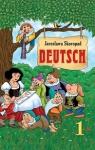 Учебник Німецька мова 1 клас Я.М. Скоропад 2012 Поглиблене вивчення