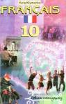 Учебник Французька мова 10 клас Ю.М. Клименко 2010 6 рік навчання
