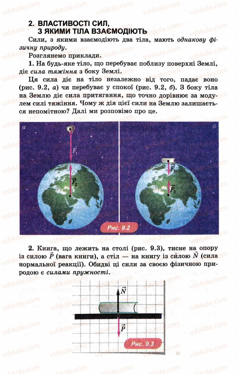 Страница 89 | Учебник Фізика 10 класс Л.Е. Генденштейн, І.Ю. Ненашев 2010 Рівень стандарту