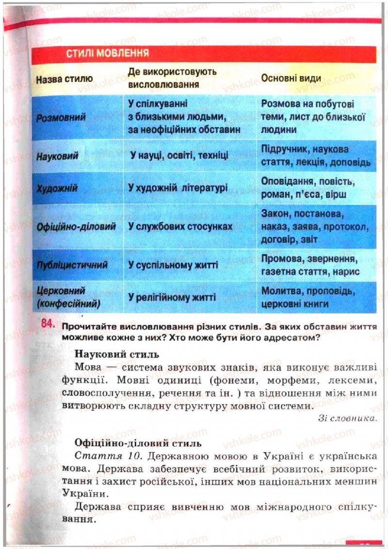 Страница 53 | Учебник Українська мова 5 класс О.П. Глазова, Ю.Б. Кузнецов 2005
